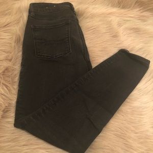 American Eagle next level stretch skinny jeans